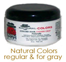 Natural Colors regular and for gray
